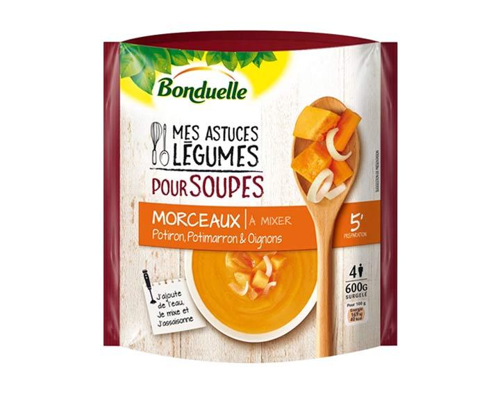 Pour soupes – Potiron, Potimarron 600g