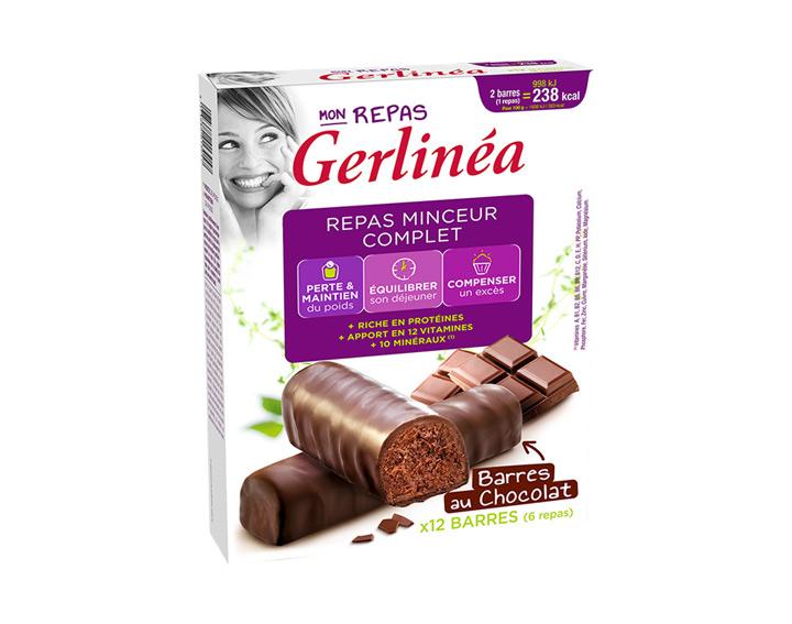 Barres au Chocolat
