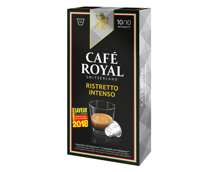 Edition italienne - Ristretto Intenso x10