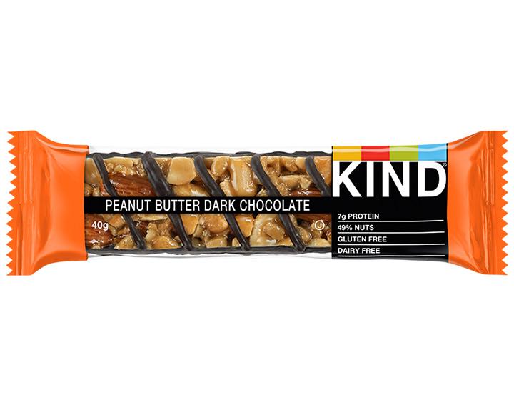 Peanut Butter Dark Chocolate 40g