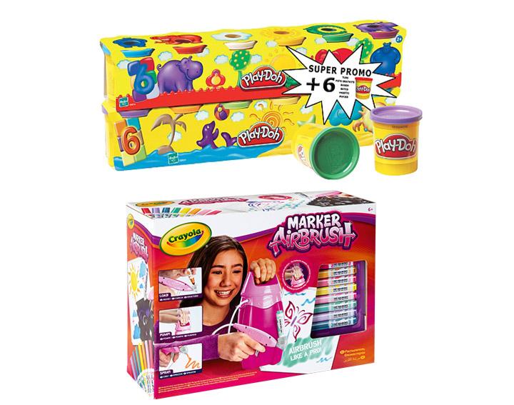Toys R Us : catégorie Loisirs Créatifs (hors coloriages)