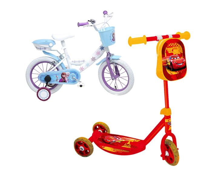Toys R Us : catégorie Vélos, Trottinettes, Patinettes, Tricycles