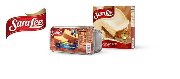 Cheesecake & Pound Cake