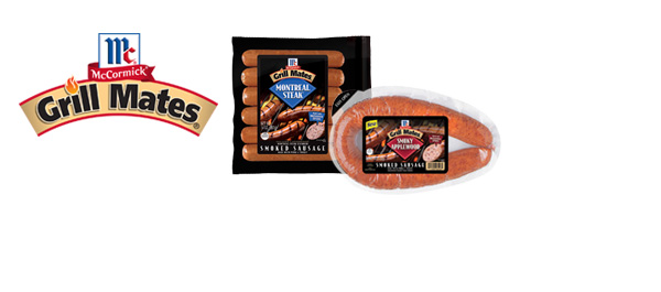 McCormick® Premium Smoked Sausage