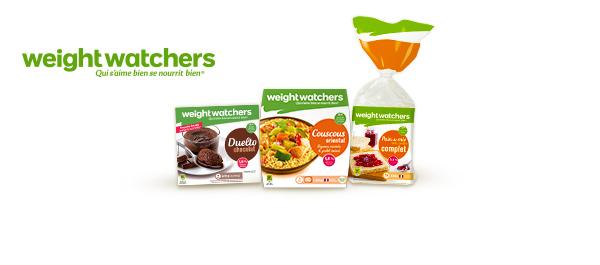 Weight Watchers au supermarché