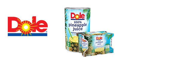 DOLE® Canned 100% Pineapple Juice