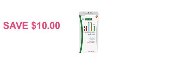 alli® weight loss aid