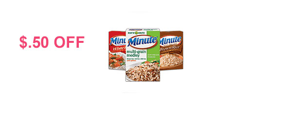 Minute® Rice