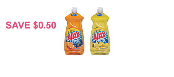 Ajax® Dish Liquid