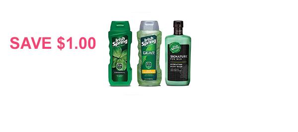 Irish Spring® Body Wash