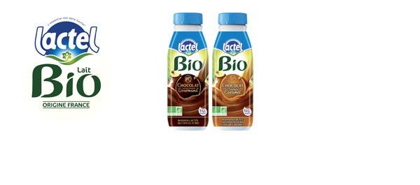 Lactel Bio Chocolat