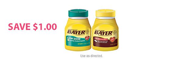 Bayer® Aspirin