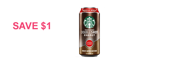 Starbucks Doubleshot® Beverages