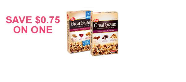 Post® Great Grains®
