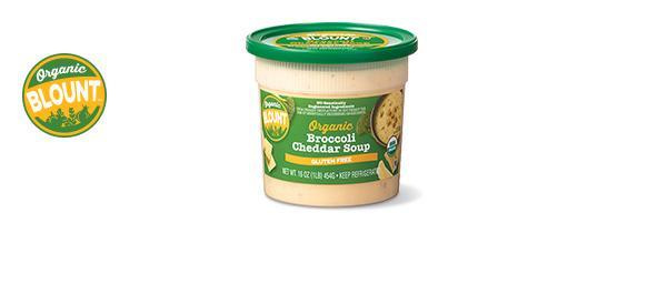 Blount Organic™ Soups