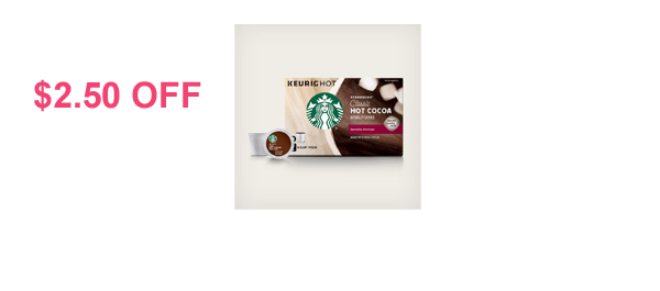 Starbucks® Hot Cocoa