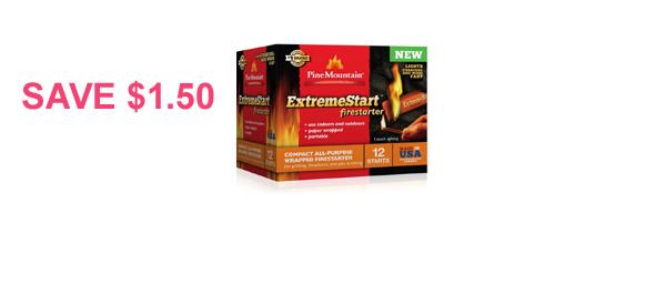 Pine Mountain ExtremeStart Firestarter