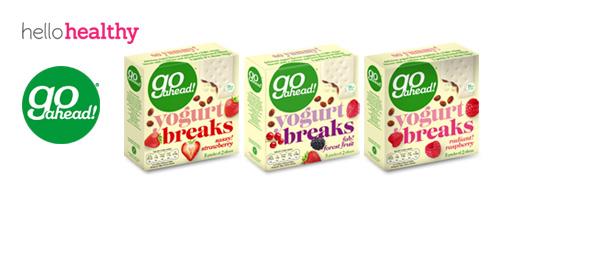 go ahead! yogurt breaks