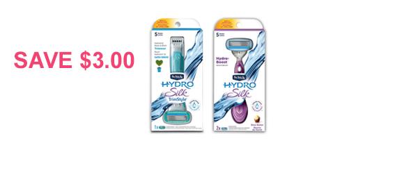 Schick Hydro Silk® Razor