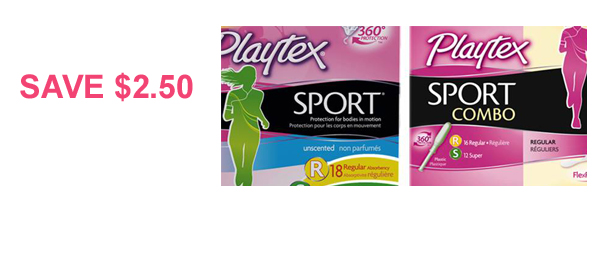 Playtex® Sport®