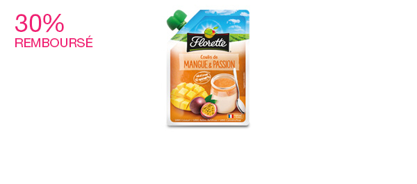 Le coulis de Mangue & Passion