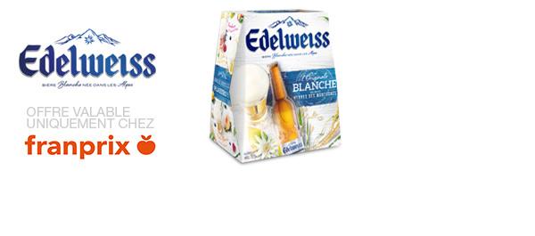 Bière Edelweiss