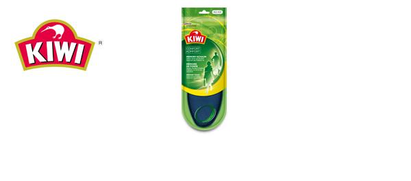 Kiwi ® Semelles Confort et Fraîcheur
