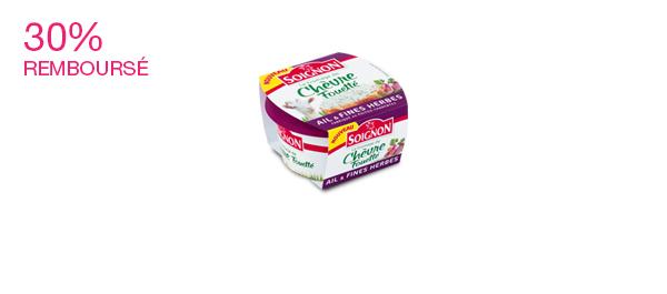 Le fromage de chèvre fouetté AFH