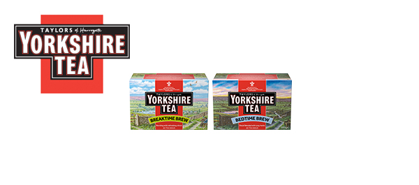 Yorkshire Tea Speciality Brews