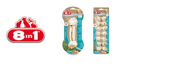 Os à mâcher 8in1 Delights pro dental