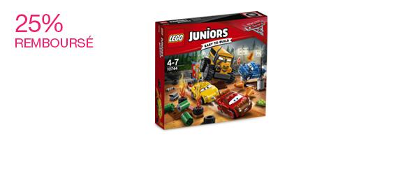 LEGO® Juniors Disney Pixar Cars 3