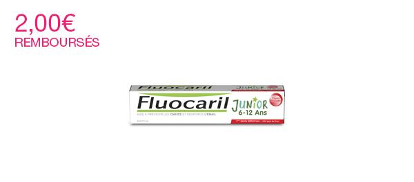 Fluocaril Junior 6-12 Ans