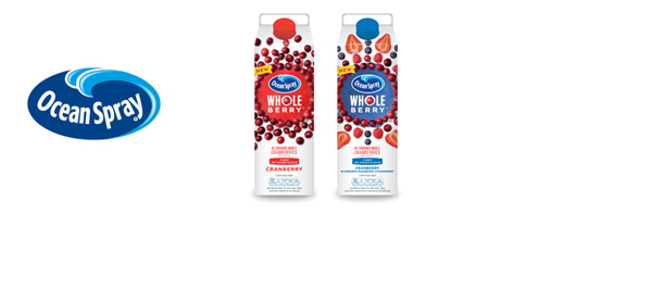 NEW Ocean Spray® Wholeberry™