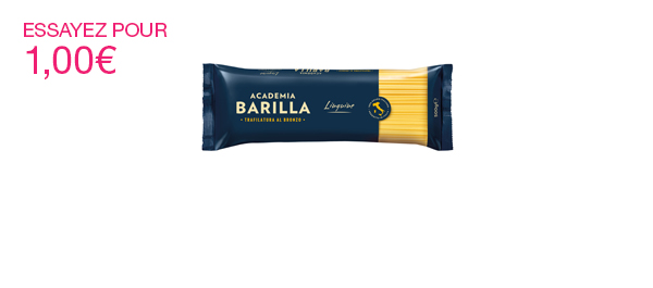 Academia Barilla Linguine