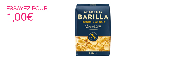 Academia Barilla Orecchiette