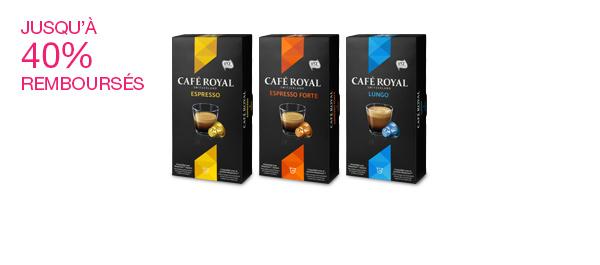 Capsules Café Royal