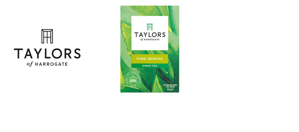 Taylors of Harrogate Green Tea