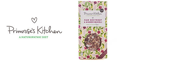 Primrose's Kitchen Muesli