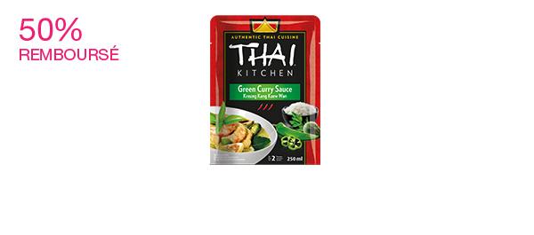 Les Sauces Curry prêtes à l'emploi
