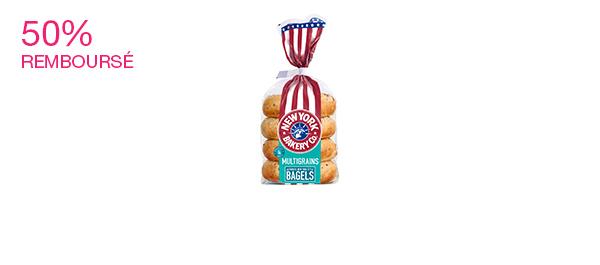 4 Bagels Multigrains