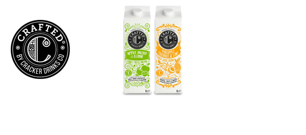 Crafted® fruit juice drinks
