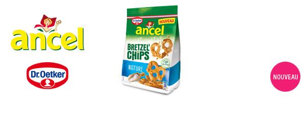 Les Bretzel'Chips Ancel
