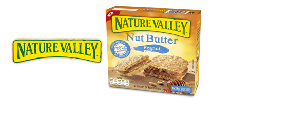 Nature Valley Nut Butter Biscuits