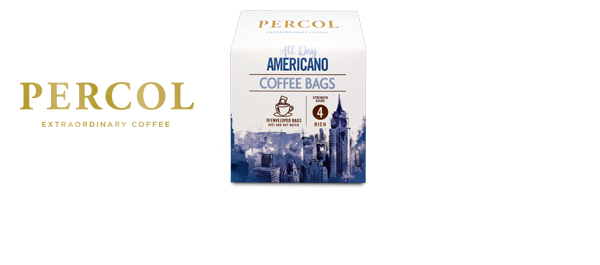 Percol Coffee Bags