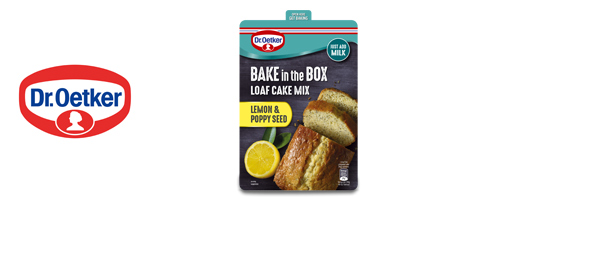 Dr. Oetker Bake in the Box Cake Mix