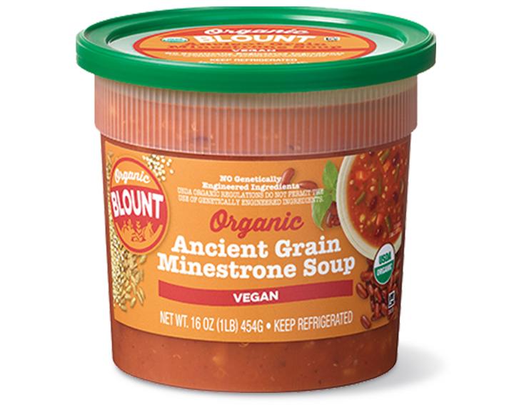 Ancient Grain Minestrone Soup