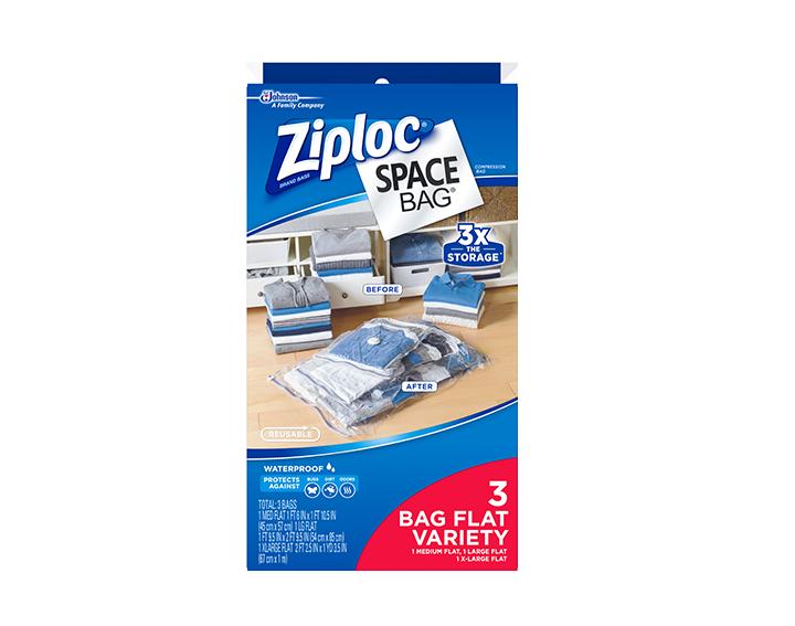 Ziploc® Space Bag®