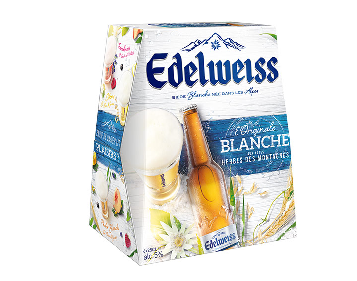 Edelweiss Blanche
