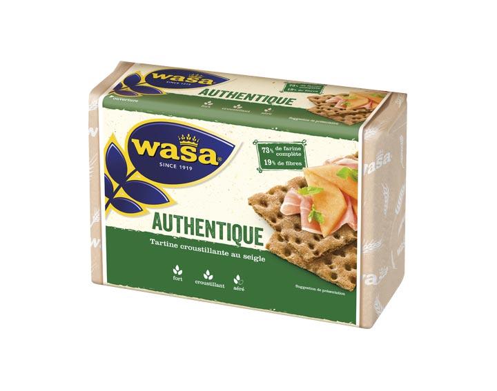 Wasa Authentique 275g
