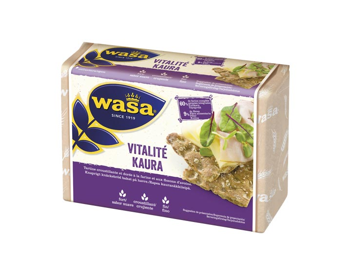Wasa Vitalité 280g